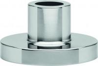 """Erbe Shaving holder stainless steel shiny, """"Premium Design Berlin"""""""
