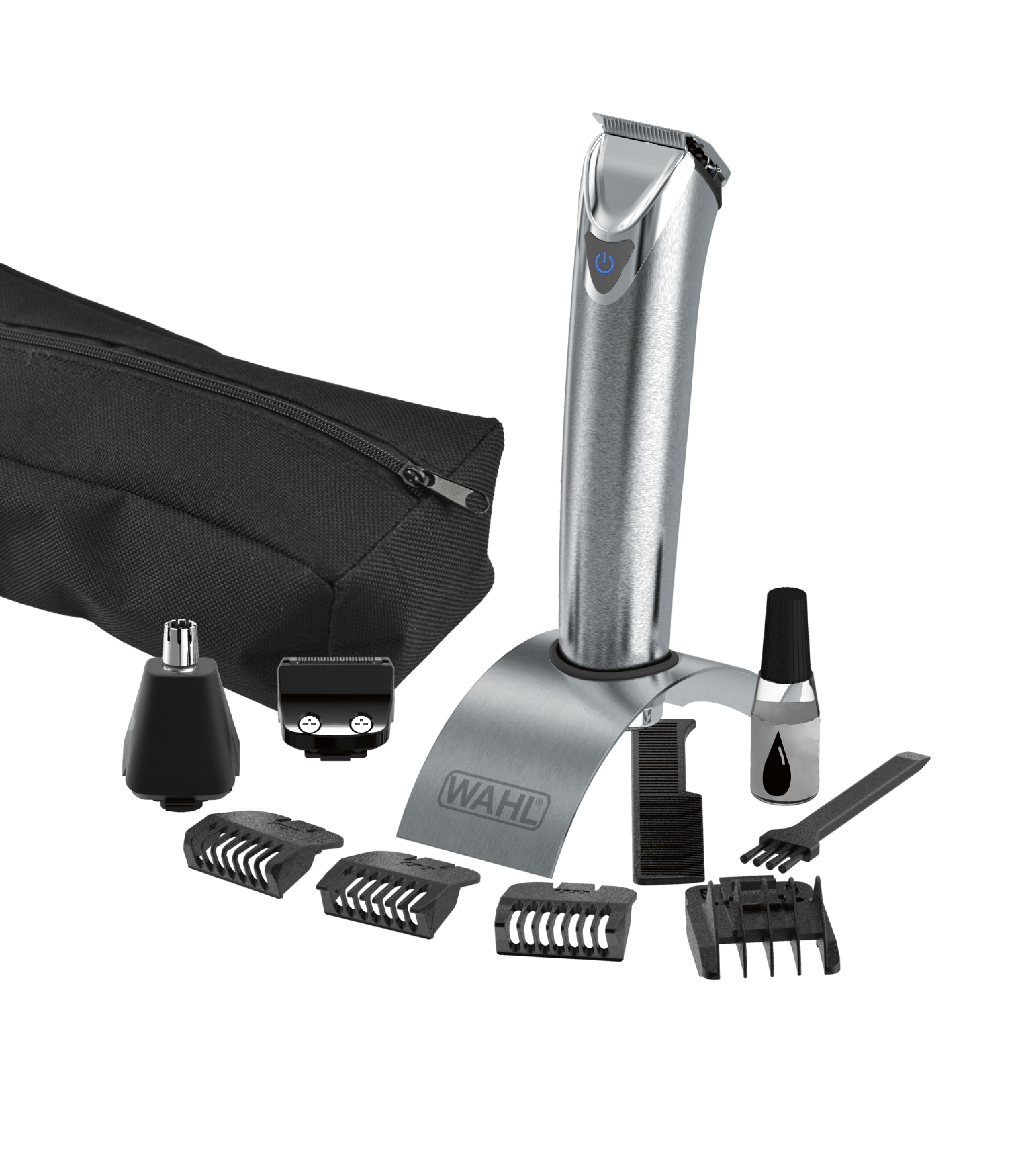 Wahl Lithium Ionen Stainless Steel Trimmer  89851652bda