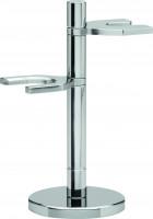 """Erbe Holder for shaving set stainless steel shiny, """"Premium Design Berlin"""""""